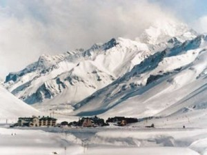 Penitentes-Centro de esquí